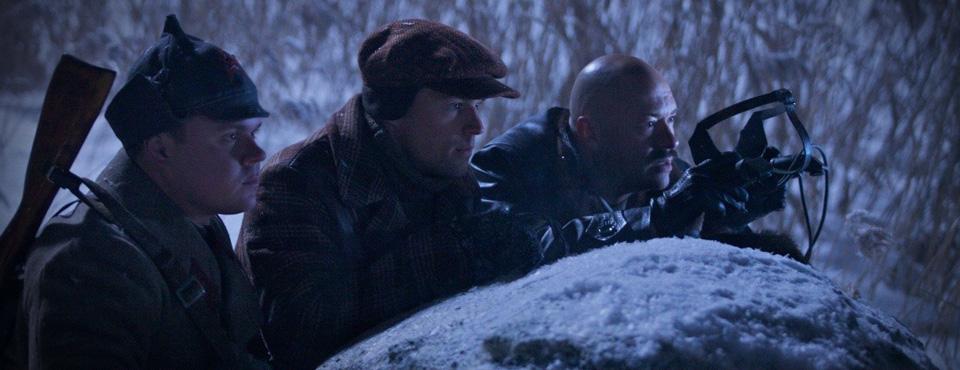 Кадр из фильма «Шпион», выпускника ВКСР — Алексея Андрианова
