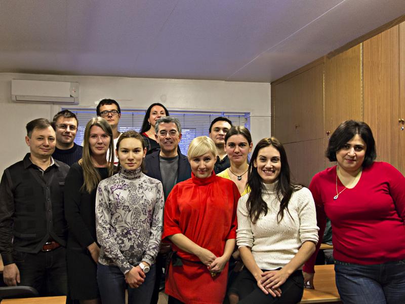 Мастерская продюсирования кино и телевидения <br>Толстунова И.А.