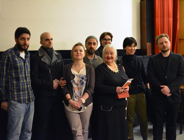 "Программа ""Новые имена"" в Доме Кино"