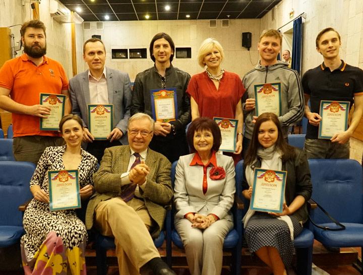 Мастер-класс К.Занусси на ВКСР 23-27 мая 2017