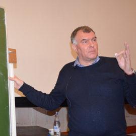 Мастер-класс Серегя Мирошниченко  17 апреля 2018