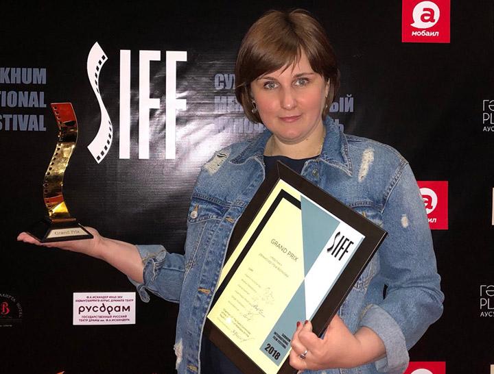 Выпускники ВКСР – призеры Первого Сухумского международного кинофестиваля