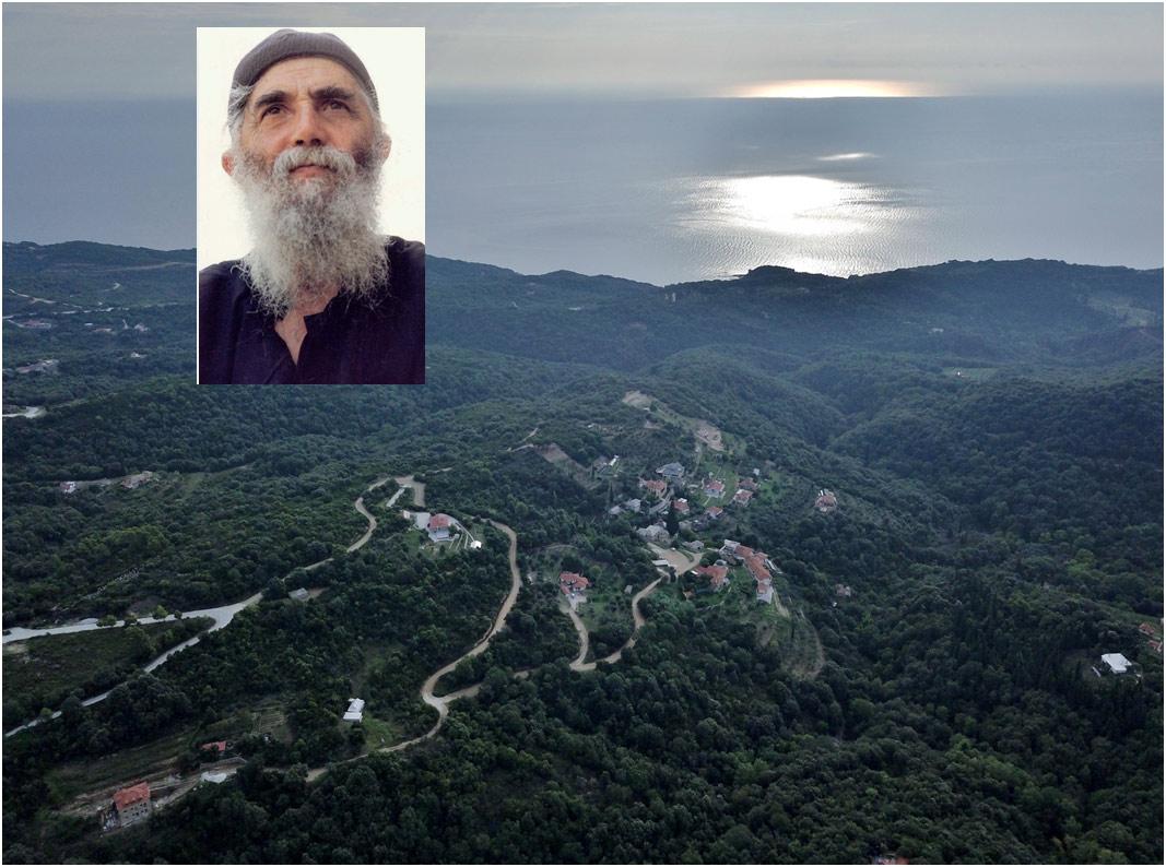 Три восхождения со святым Паисием