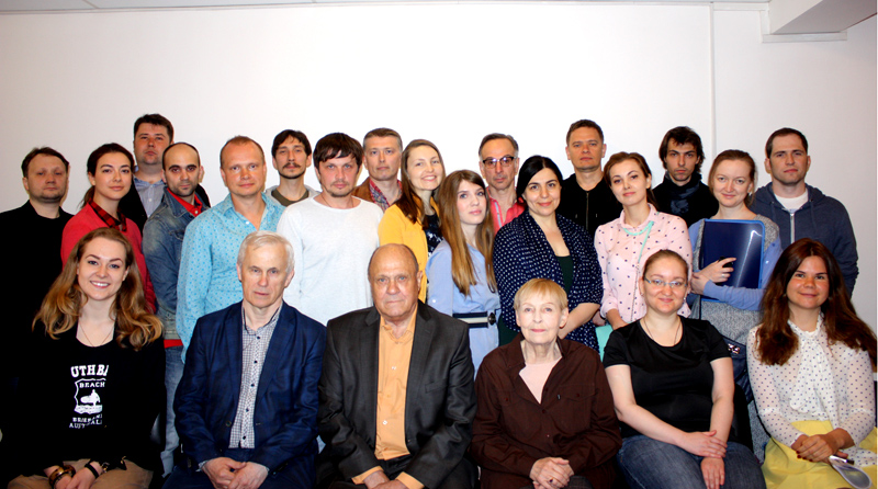 Мастерская режиссуры игрового фильма<br> Меньшова В.В., <br> Тумаева В.И., <br> Рязанцевой Н.Б.