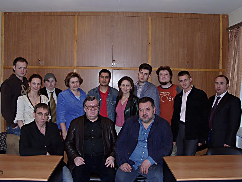Мастерская продюсирования кино и телевидения<br></noscript><img class=