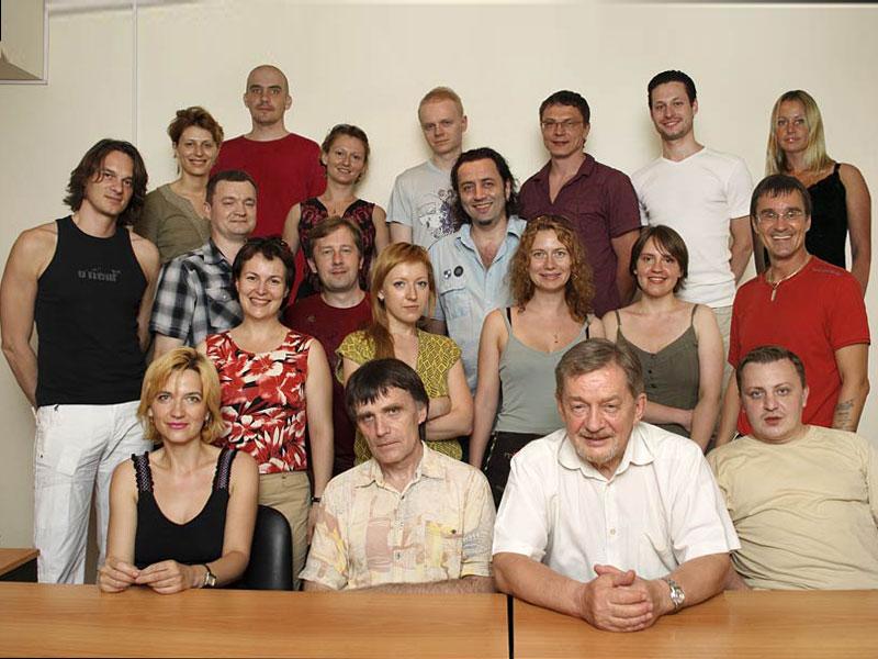 Мастерская режиссеров  игрового и неигрового фильма  <br>Герасимова А.Н <br> Добровольского А.М.