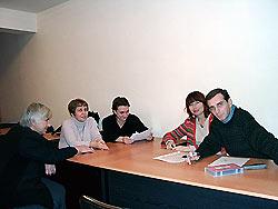 Мастерская кинодраматургов игрового кино <br>Голубкиной Л.В