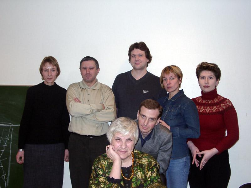Мастерская кинодраматургов игрового кино <br>Голубкиной Л.В.,<br>Дормана О.В.