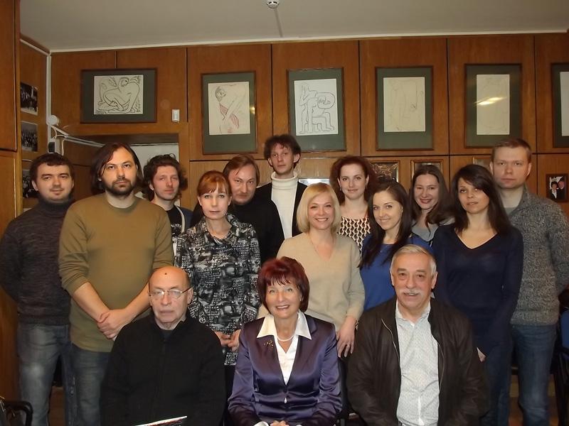 Мастерская режиссуры и  драматургии семейного фильма <br></noscript><img class=