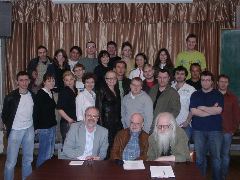 Мастерская режиссуры игрового фильма<br>Хотиненко В.И.,<br>  Финна П.К.,<br>  Фенченко В.А.