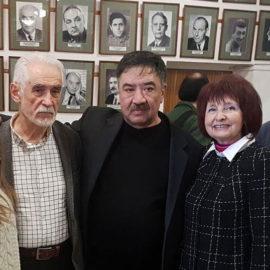 Встреча с режиссером <br> Зульфикаром Мусаковым