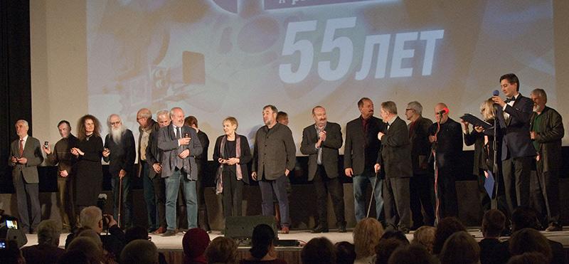 55-летний юбилей Высших курсов