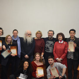 Победители мастер-класса А.Мурадова