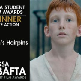 Выпускница ВКСР – призер BAFTA LA Student Film Awards